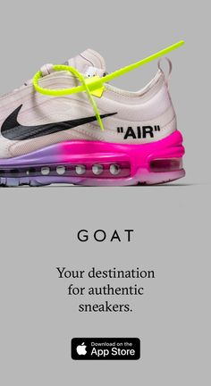 GOAT is the safest way to buy and sell sneakers. We guarantee authenticity  on every 085e44172