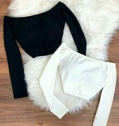Crop Top Hoodie, Sweater Hoodie, Teenage Outfits, Outfits For Teens, Cute Summer Outfits, Cute Casual Outfits, Cute Clothing Stores, Fur Collar Jacket, Dress Indian Style