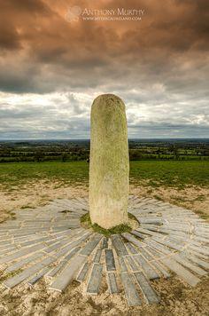 Lia Fail (Stone of Destiny) at Tara