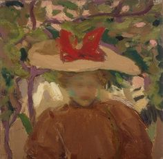 James Wilson Morrice, Under the Trees