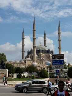 Гид в Стамбуле. Гид в Турции. Индивидуальные экскурсии по Стамбулу www.russkiygidvstambule.com Едирне Селимие