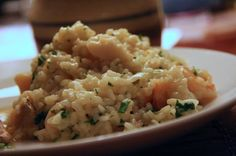 Seafood Risotto Recipe - Food.com