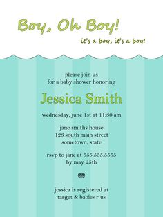 Baby Shower Boy Invitations Lovely Loving Life Designs Free Graphic Designs and Printables Baby Boy Shower Invitation Evite Baby Shower, Unique Baby Shower, Baby Shower Cards, Baby Boy Shower, Shower Favors, Shower Gifts, Baby Shower Invitation Message, Free Baby Shower Invitations, Baby Shower Invites For Girl