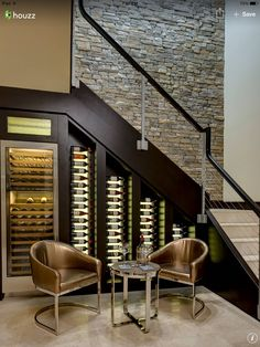 Arts And Crafts Staircases And Wine Rack