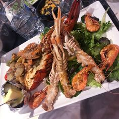 Celebrating My Birthday - Trine Nicole Birthday Brunch, 25th Birthday, Birthday Dinners, Local Seafood, Seafood Restaurant, Taken For Granted, Menu Items, Prosecco, Madagascar