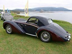 1937 Delahaye 145 Chapron Coupé