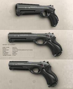 很棒的枪支设计