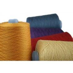 3/2 Pearl Cotton Weaving Yarn Cone 1260 yds/lb 1lb
