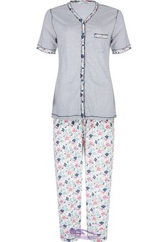 2eb8c273d2f 34 best Nightwear with Buttons images in 2017 | Nightwear, Pajama ...