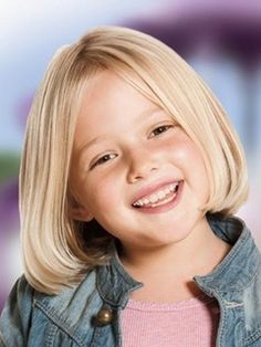 Lovely+Short+Straight+Lace+Front+Human+Hair+Wig+10+Inches+for+Kids
