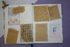 Bullet journal #4 - Mei, monthly spread Bullet Journal, Notes, Dreams, Blog, Handmade, Report Cards, Hand Made, Notebook, Blogging
