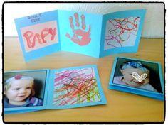 carte, cadeaux à offrir, fête des grands pères