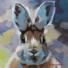 Bunny Art Painting Rabbit Framed Canvas Art Rabbit Oil - Bunny Art Painting Rabbit Framed Canvas Art Rabbit Oil Original Painting Miniatures X In Frame Easter Gift For Friends March Funny Rabbit Oil Painting Original Art On Canvas Custom Pet Portra Frames For Canvas Paintings, Animal Paintings, Canvas Art, Framed Canvas, Art Paintings, Painting Art, Indian Paintings, Abstract Paintings, Watercolor Painting
