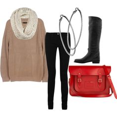 Winter Casual, created by molob728 on Polyvore