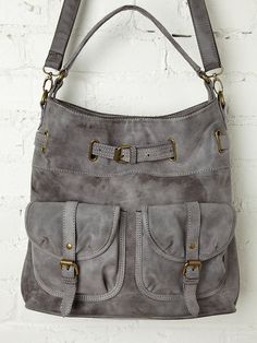 Free People Lizzy Double Pocket Tote, $88.00