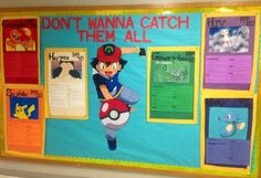 The one who takes pride in their bulletin boards. | Community Post: 17 RAs You Wish You Had In College