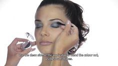 Oriflame Very Me Make-Up tutorial: Groene Smokey Eyes