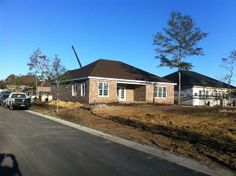 More new construction sites started by Traditional Homebuilders getting ready to build.