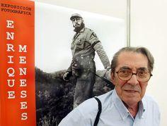 Fallece a los 83 años el fotoperiodista madrileño Enrique Meneses