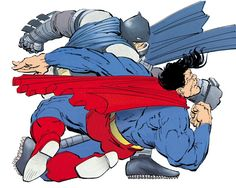 What We Talk About When We Talk About Batman and Superman