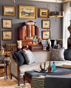 Custom Framing, Living Room Decor, Living Rooms, Living Area, Interior  Styling,