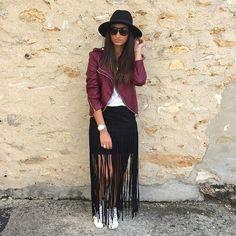 @avahjulian - Comment vous dire... Juste trop amoureuse de cette jupe, de la nouvelle couleur du Perfecto que vous aviez adoré et de toutes les autres nouveautés qui vous attendent à 18h ce soir