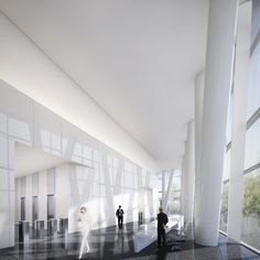 Galería - Proyecto Mitikah Tower de Richard Meir & Partners - 4