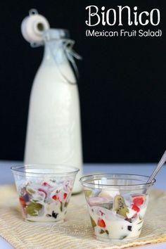 Bionico: Mexican Fruit Salad - 365ish Days of Pinterest