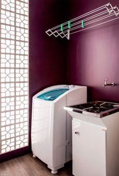 Tanque com gabinete. Entrada de luz. Cozinha americana prática e charmosa por 10 x R$ 505 - Casa