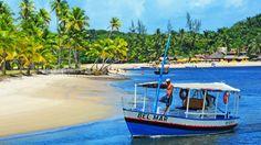 Tinharé et Boipeba, le Brésil côté charme. Au large de Salvador de Bahia se cache un archipel où la nature règne en majesté.