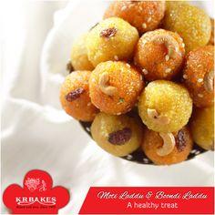 Laddu's - all time favourite sweet.  #KRBakes #KRBakesSince1969 #BakedWithLove #Laddu