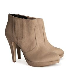 54fb9c57a29 H&M - Fashion and quality at the best price | H&M US. Short Heel BootsFlat  ...