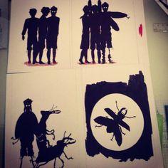Kafka Mindfulness, Character, Art, Kunst, Lettering, Art Education, Awareness Ribbons, Artworks