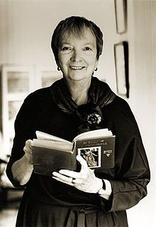 Madeleine L'Engle (L'Engle Publicity photo from Square Fish Books)