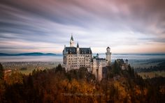 "Neuschwanstein Castle in southern Bavaria is without doubt one of the most frequently photographed sights in Germany.  This is a new Version from a older shot..:-)  <a href=""http://www.stefanthaler.net"">www.stefanthaler.net</a>  <a href=""http://www.facebook.com/thalerphotograpy"">Facebook</a>"