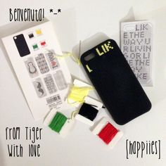 Tiger my love - cover iPhone