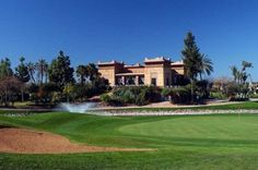 Golf Course Amelkis Golf in Marrakech, Morocco - From Golf Escapes