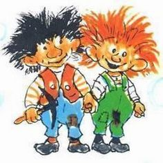 The rise of Karius och Baktus; Right In The Childhood, My Childhood Memories, Sweet Memories, 80s Kids, Old Toys, Troll, Tigger, Bowser, Norway