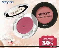 Accentuate your gorgeous cheeks with powder blush in fresh shades by Very Me from #ORIFLAME  Very Me cherry My cheeks (2g) at Rs. 229/-  Courtsey : Sr Gold Director #ORIFLAME #INDIA MRs #MANISHA #MEHTA or for more details log on to http://cosmeticconsultantsinindia.com/ or contact on +91 9920149708/9920764919