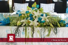 Mesa de Novios - wedding ideas
