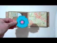 Layered Pages Mini Book