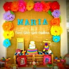Mexican Fiesta Celebration - Mexican Fiesta