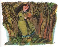 Румен Скорчев (иллюстрации к болгарским народным сказкам)