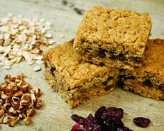 The combo of chocolate chips, cranberries, nuts and seeds is the perfect fuel before a long ride.