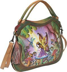 I love Anuschka bags
