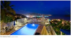 Ryan's Engagement party -  View from Henrik's Terrace. (Source: NYT: Affordable Caribbean: St. Thomas. Mafolie Hotel. Photo credit Andrew Cohn)