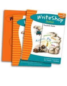 WriteShop Junior D Set
