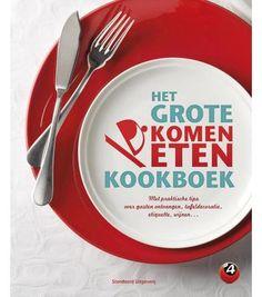 Het grote komen eten kookboek