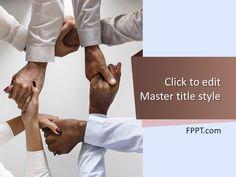 Free template for teamwork PowerPoint presentations. Office Powerpoint Templates, Microsoft Powerpoint 2007, Powerpoint Template Free, Powerpoint Presentations, Slide Design, Teamwork, Babies, People, Babys