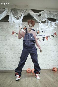 Min Yoon Gi - Halloween 2014